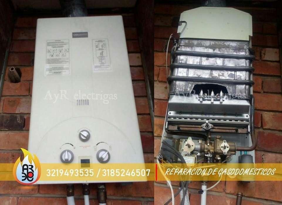 Servicio tecnico, Reparacion, instalacion, mantenimiento de Calentadores, Estufas, Hornos