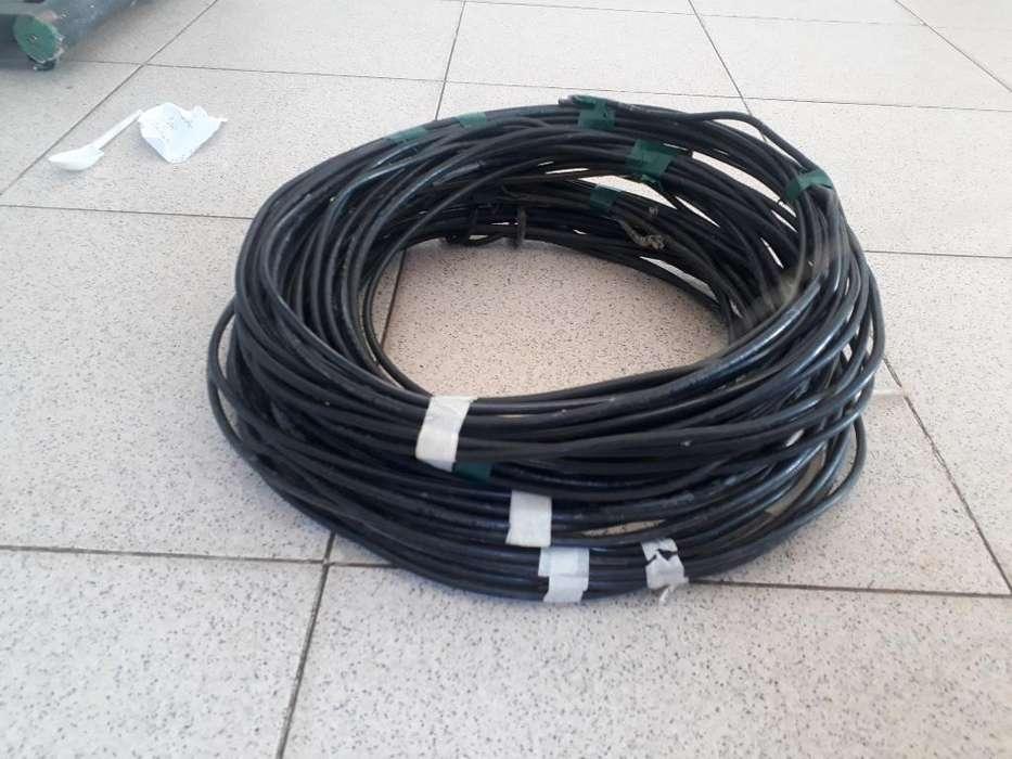 Cable # 8 X 2 Lineas de 7 Metros