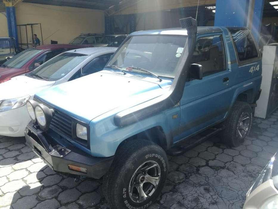 Daihatsu Feroza 1992 - 219000 km