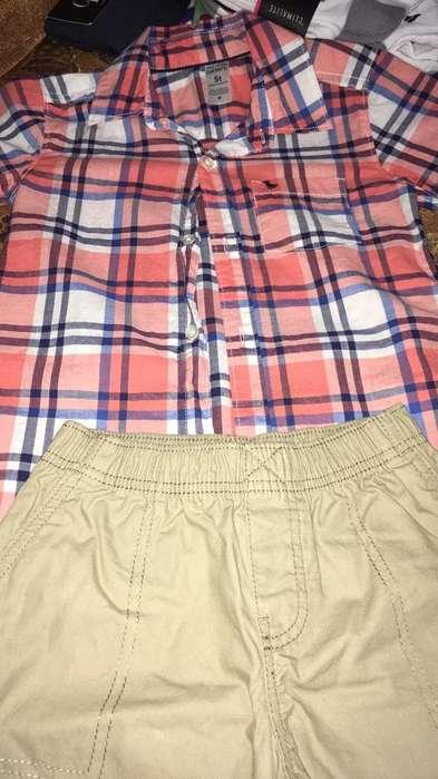 <strong>ropa</strong> de Niño Carter's