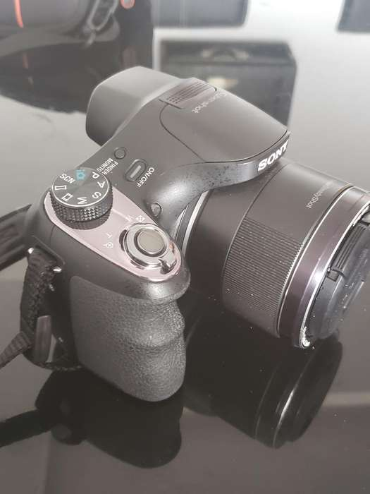Cámara <strong>sony</strong> Ds H400 .20 Megas Y Zoom X63