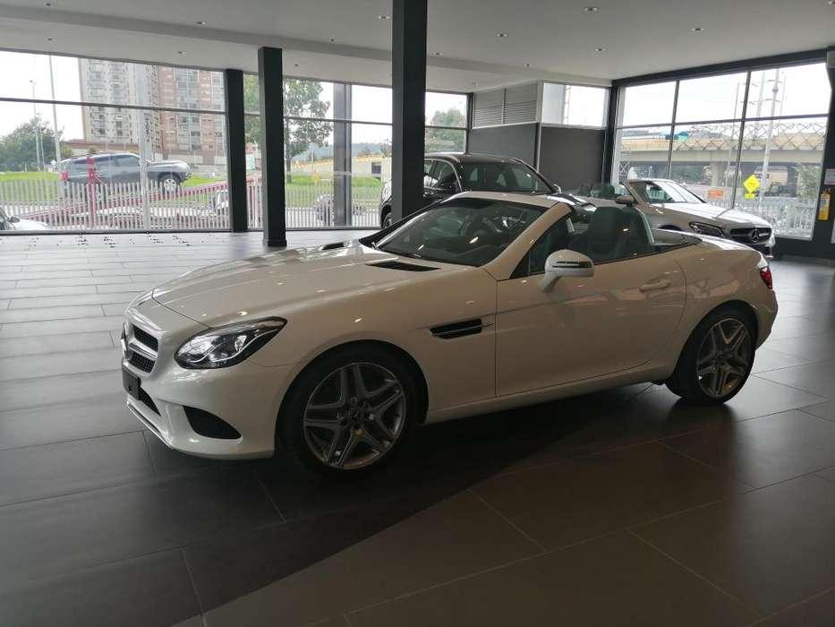 Mercedes-Benz Clase SLK 2020 - 0 km