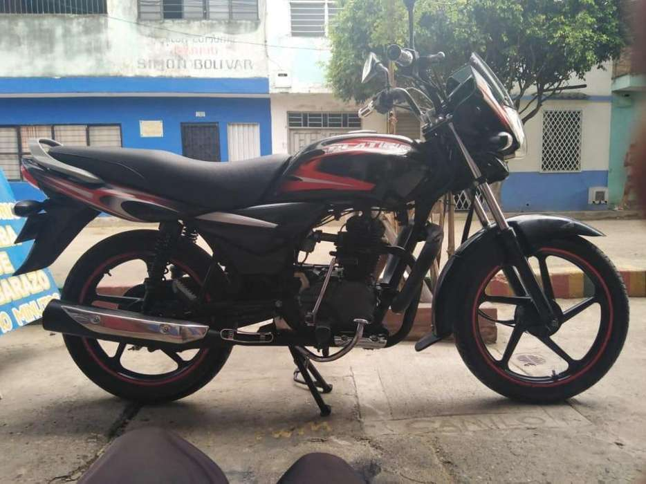 Vendo Moto Platino 100cc Cali