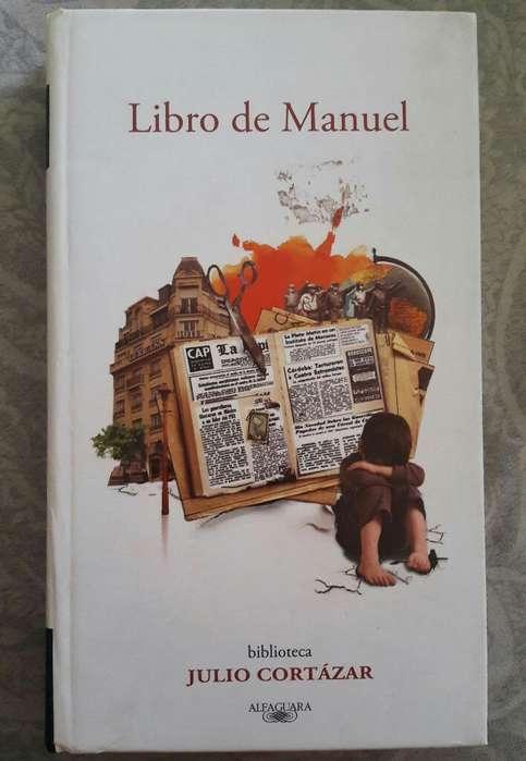 Libro de Manuel Julio Cortazar