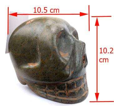 Cráneo De Piedra, Artesanías, Esculturas,