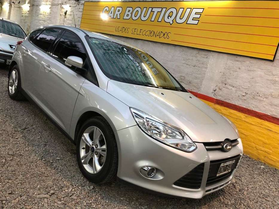 Ford Focus 2014 - 50000 km
