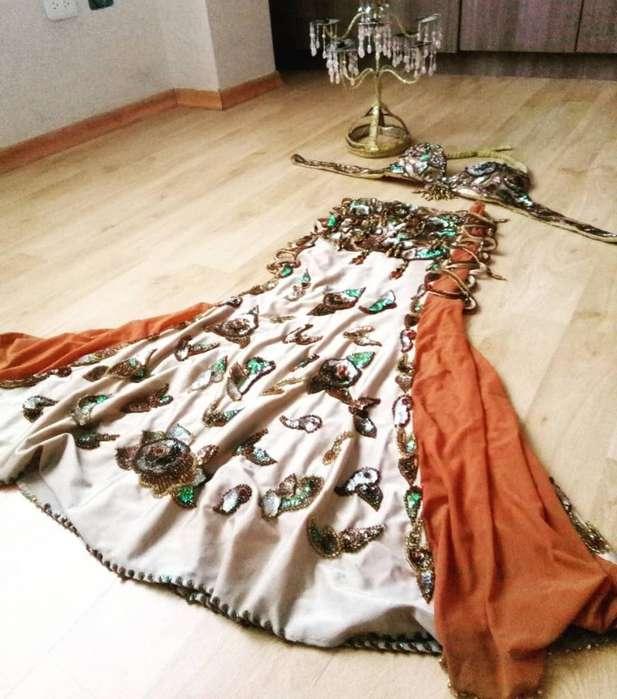 Trajes para Danza Arabe