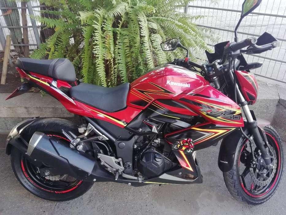 <strong>kawasaki</strong> Z250 Vendo O Cambio
