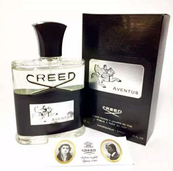 Perfume Aventus Creed Caballero