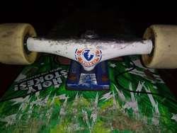 Skate Pro Firmado por Milton Martinez