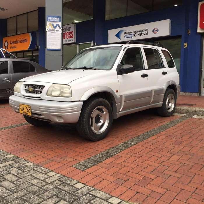 Chevrolet Grand Vitara 2003 - 227000 km