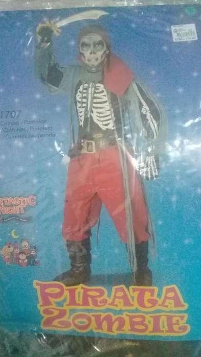 Disfraz Pirata Sombie
