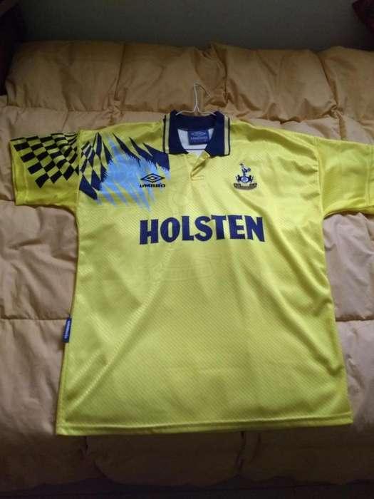 Camiseta del Tottenham Umbro Nueva