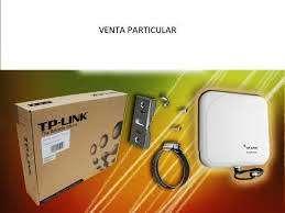 ANTENA PARA WIFI TPLINK TLANT2414A 14DBI EXTERNA TIPO YAGY 2,4GHZ RPSMA 2414A