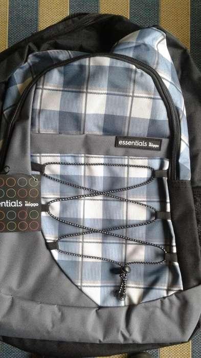 Morral Miggo Essential Nuevo 16 Pulgadas