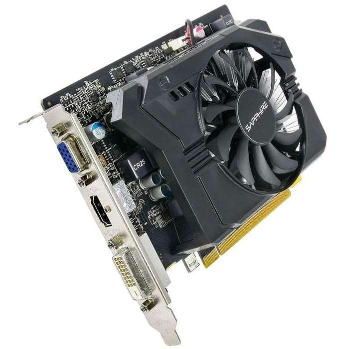 Placa de Video Radeon R7 250 1gb Gddr5