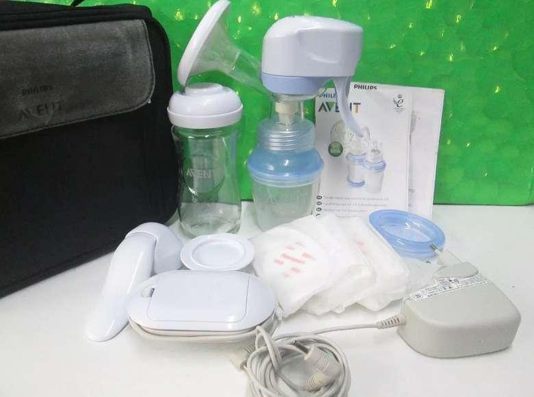 ALMOADILLA extractor de leche protectorNuevo