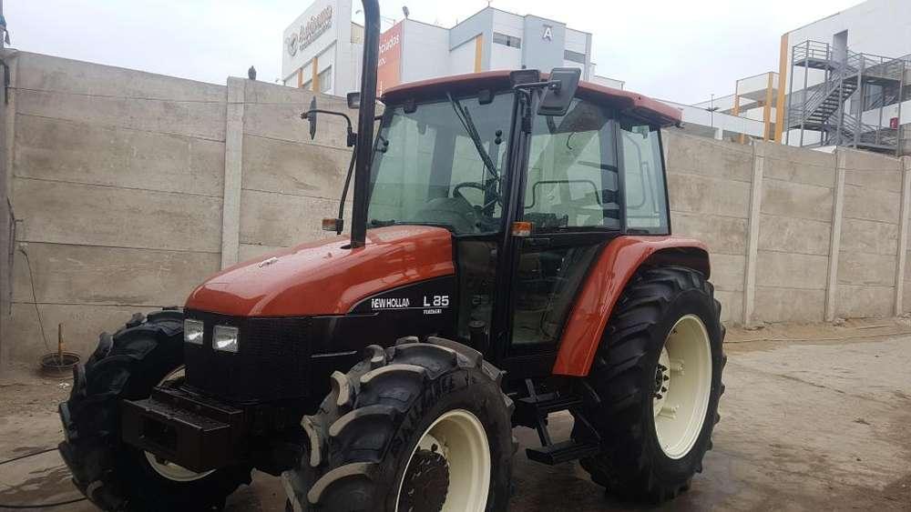Tractores Agrícolas Importados New Holland -100 HPturbo