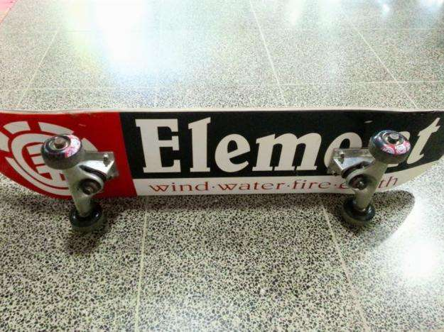 skate element en buen estado