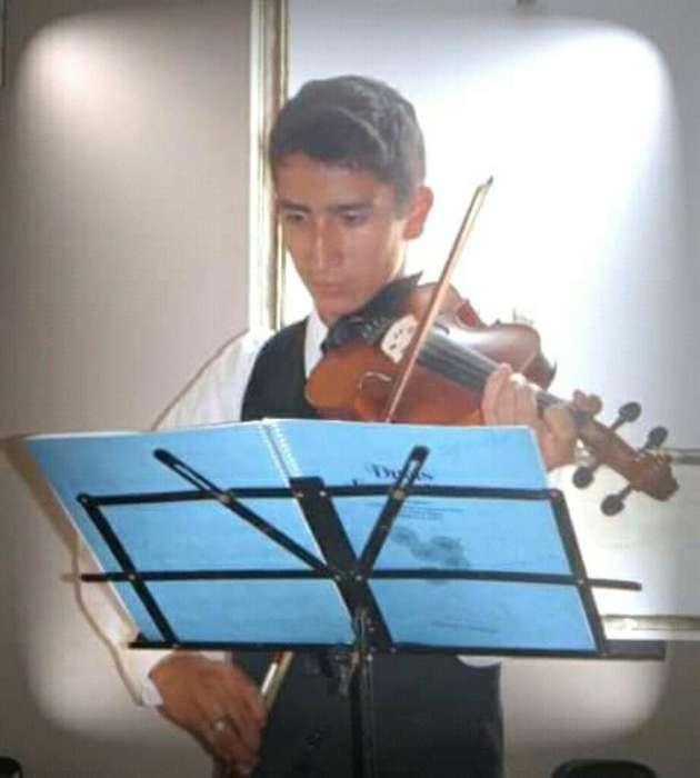 Trompeta Violin Piano Guitarra Clases