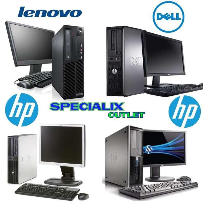 Computadores Usados Dell Hp Lenovo
