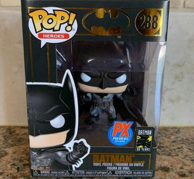 Funko Pop Batman Damned Exclusivo Px 288