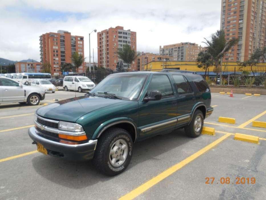 Chevrolet Blazer 1999 - 265000 km