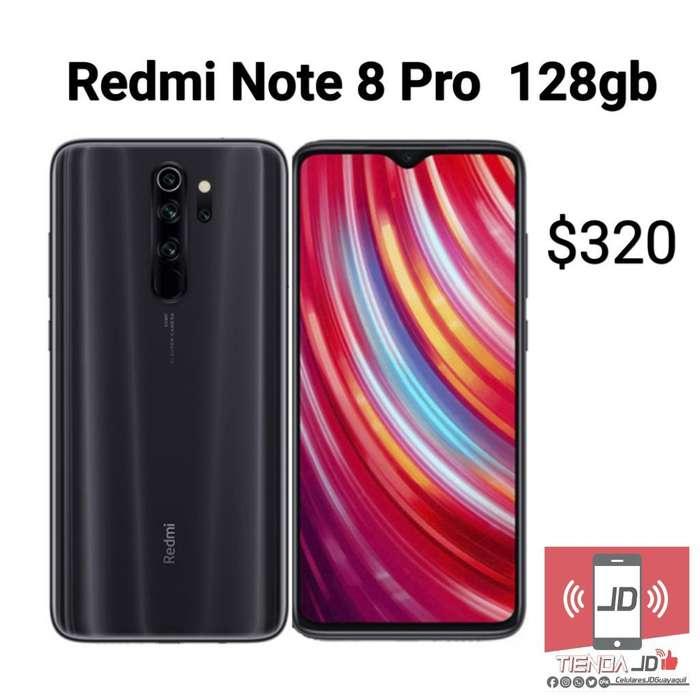 Note 8 Pro 128gb 6gb de Ram