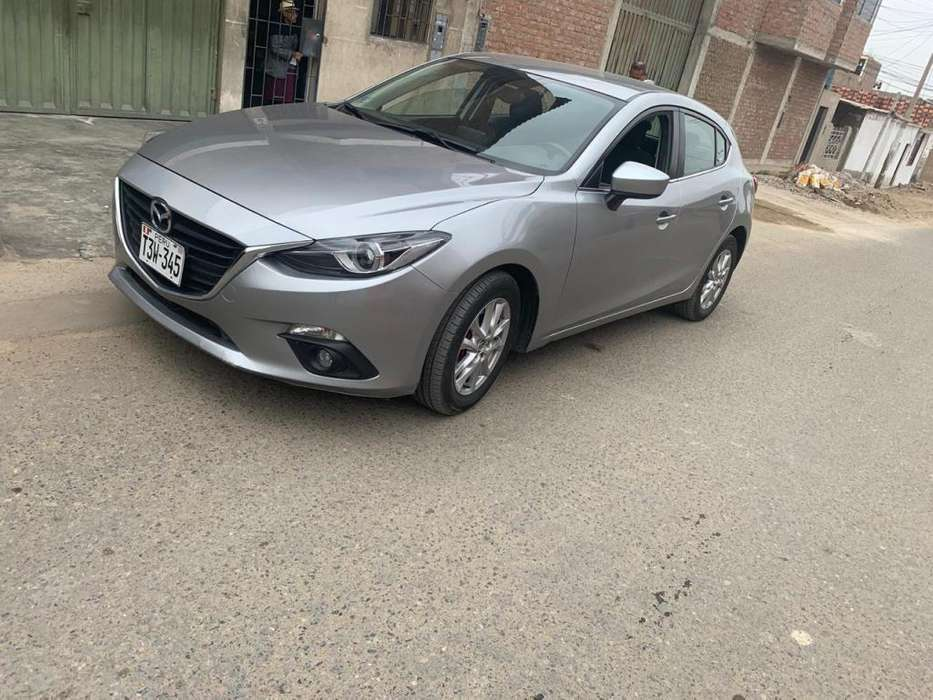 Mazda 3 Speed 2016 - 38000 km