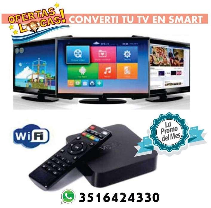 Tv Box Control Convertidor Smart