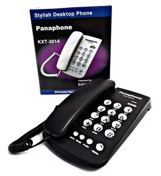 Teléfonos Fijos