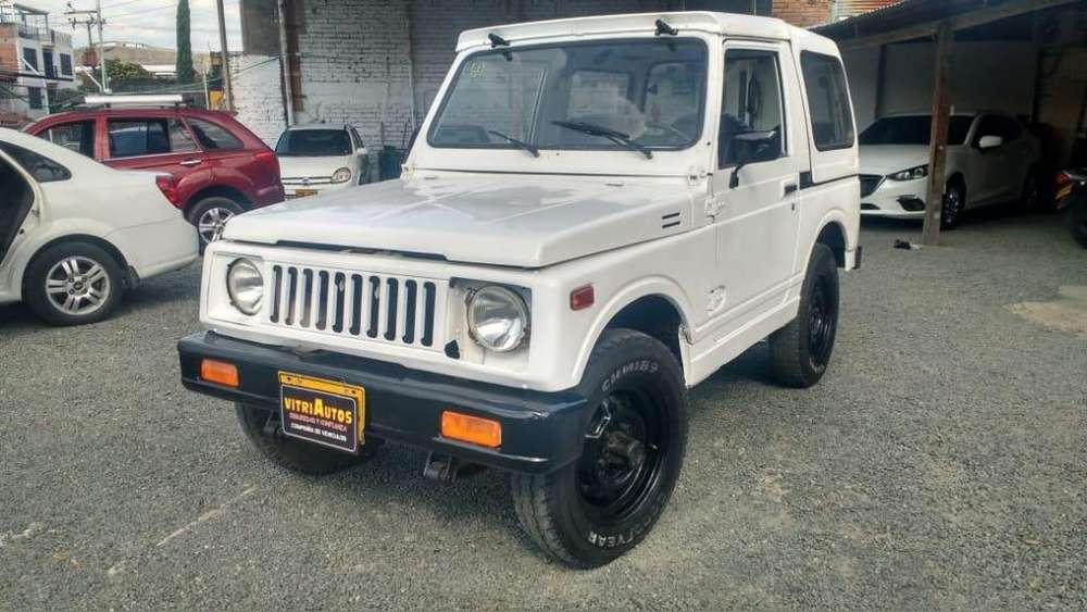 Suzuki SJ 1982 - 21108 km