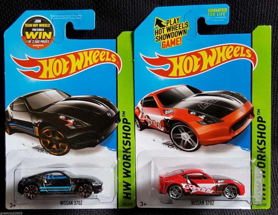Hot Wheels Nissan 370 Z Racing / 0992786809