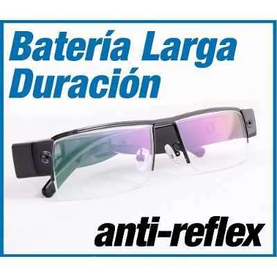 Gafas Espia Camara Full Hd 1920x1080 32gb Audio La Plata CABA Nuevo