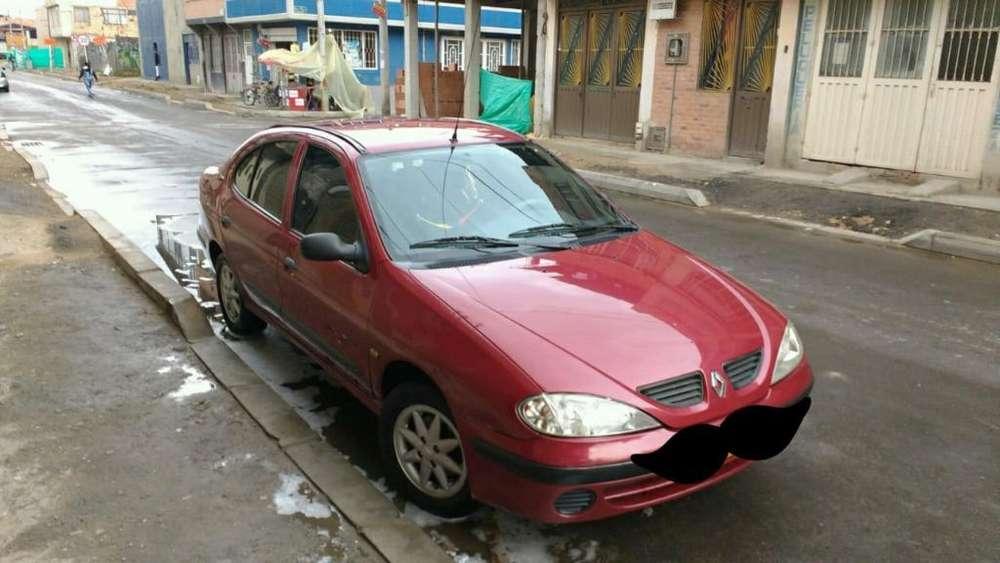 Renault Megane  2004 - 169710 km