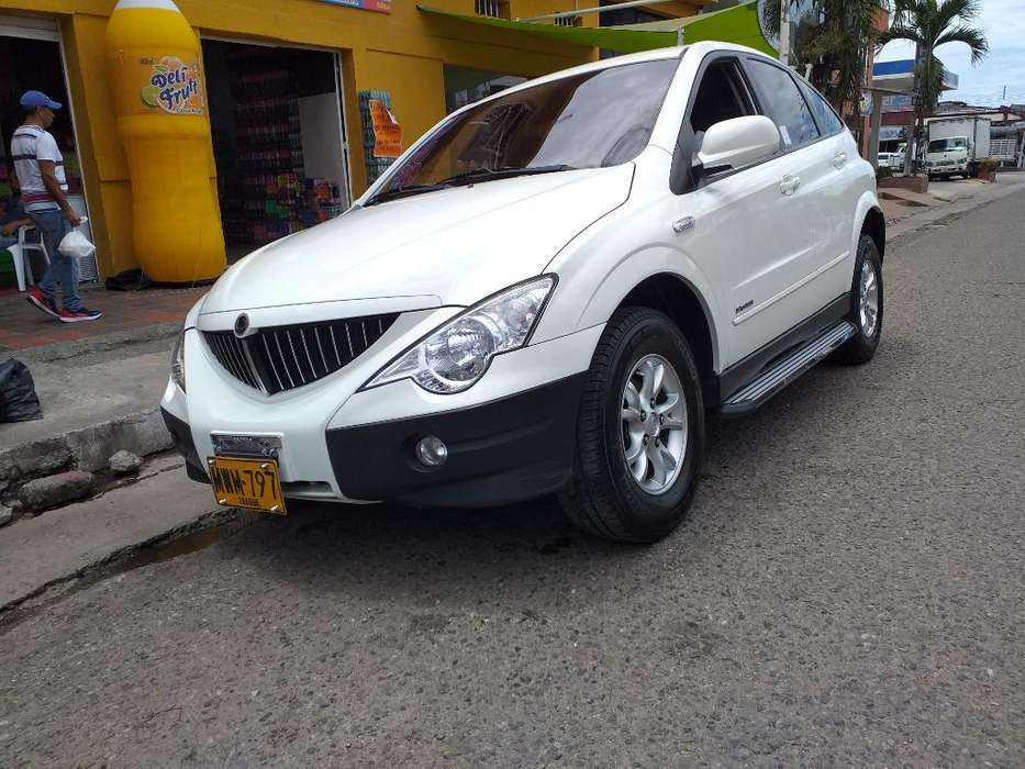 Ssangyong Actyon 2013 - 70000 km