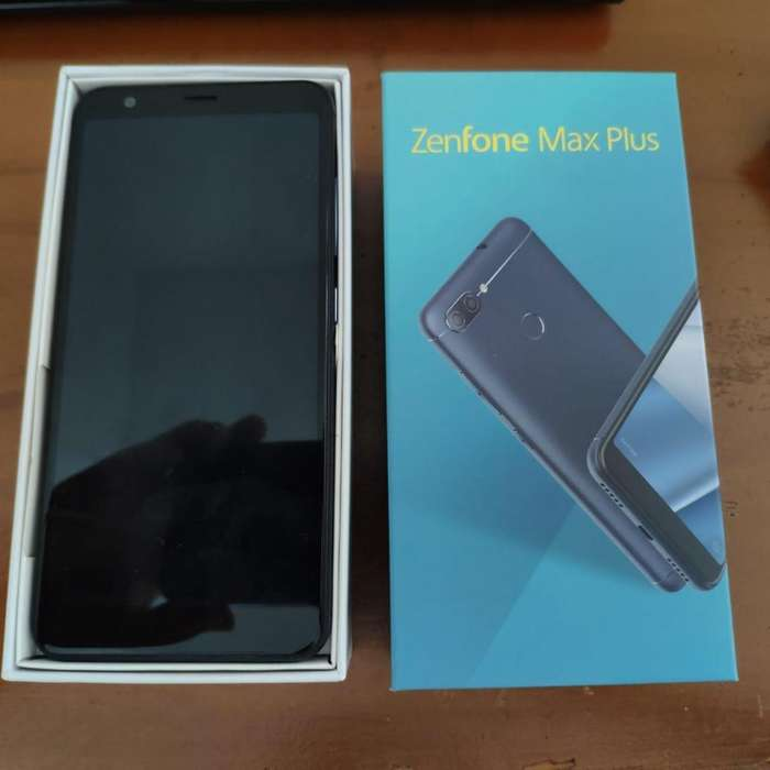 Asus Zenfone 4 Max Plus Pantalla 5.7 32gb Camara 16 4130 Mah