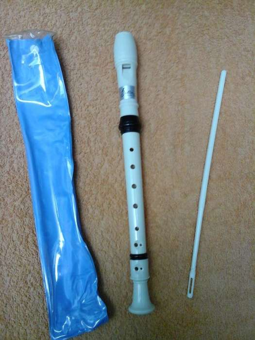 Flauta Dulce Soprano Bettler