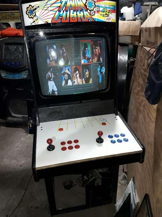 Vendo Video Juego Arcade Mortal Kombat
