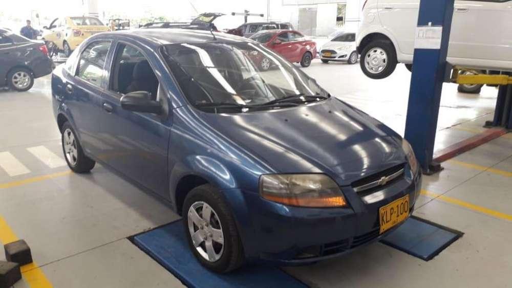 Chevrolet Aveo 2011 - 73692 km
