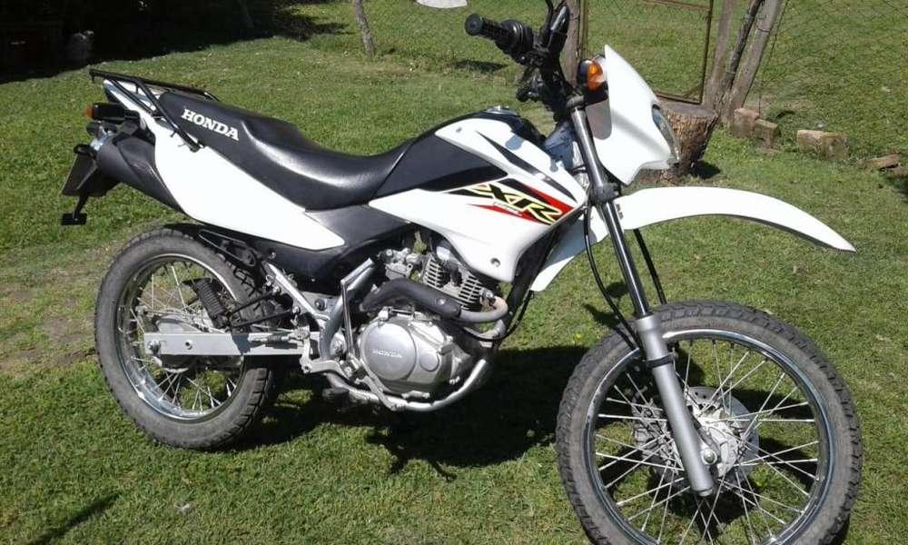 VENDO HONDA XR 125 EXCELENTE ESTADO