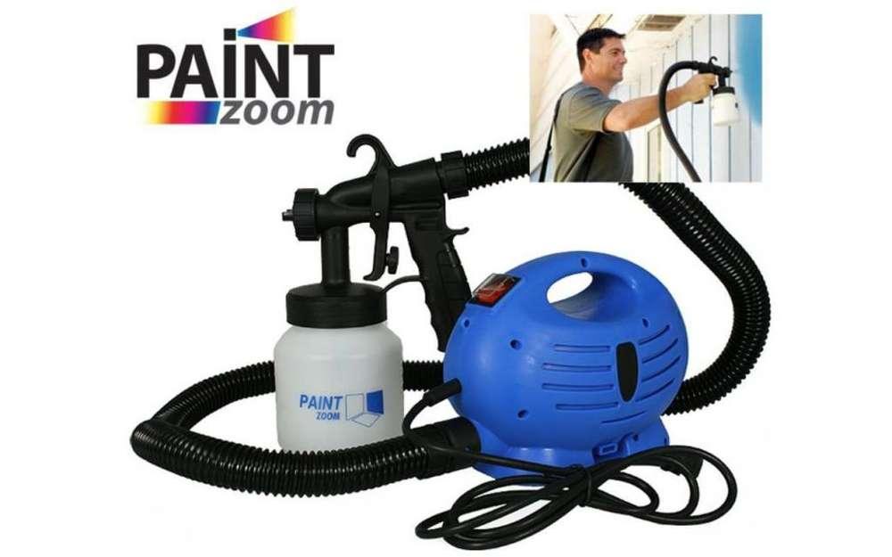 Compresor Para Pintar Paint Decorar Zoom Facil Y Rapido nueva 3143393760