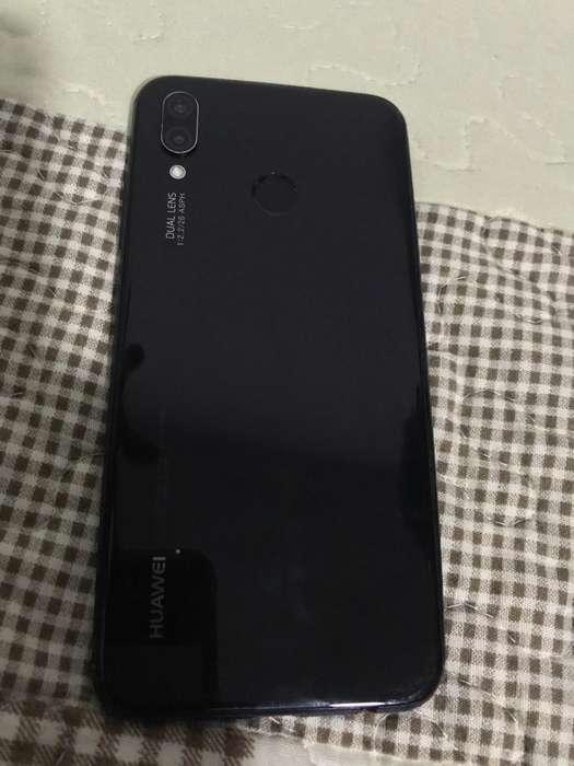 Celular Huawei P20 Lite Negro 32Gb