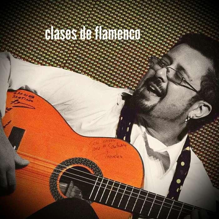 Clases de Flamenco Guitarra, Cante,cajón
