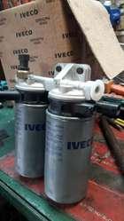 Portafiltro con Filtros de Fiat Iveco
