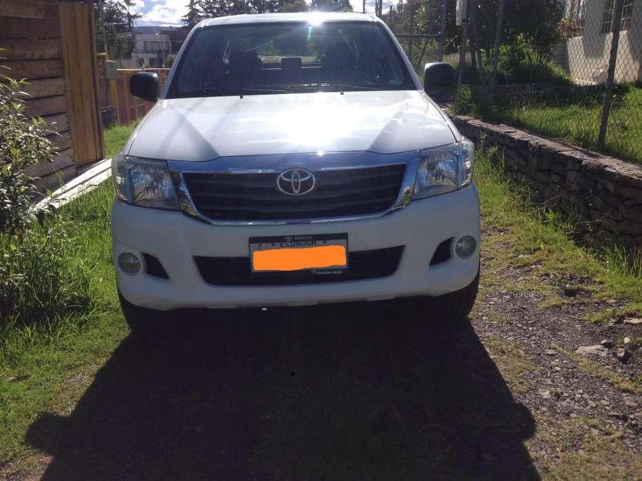 Toyota Hilux 2013 - 173000 km