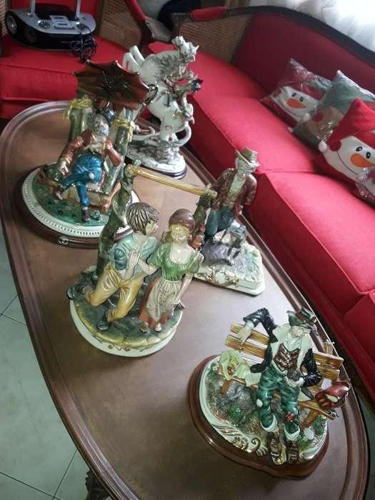 Antiguas Porcelanas Capo Dimonty