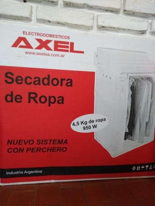 Secadora de Ropa Axel