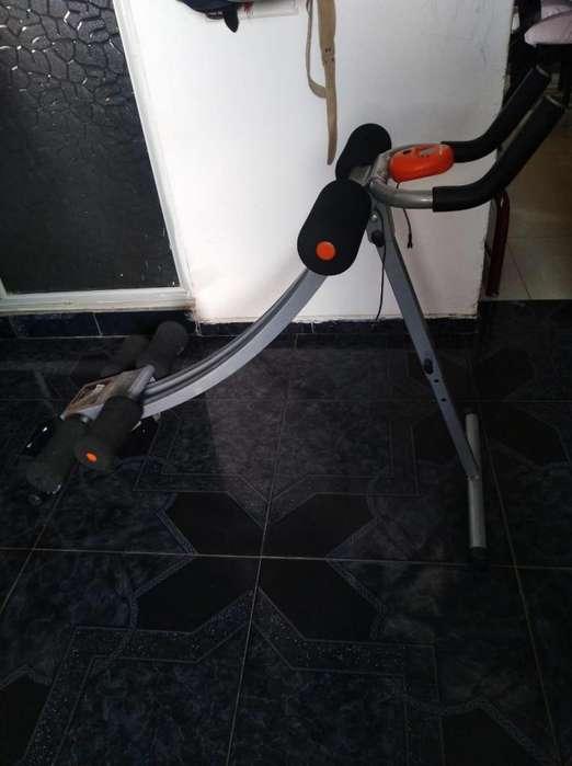 2 Maquinas para hacer ejercicio