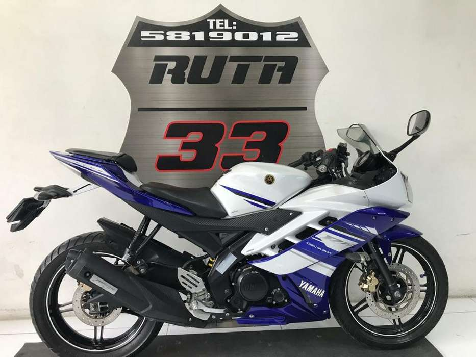 Yamaha R 15 Modelo 2015